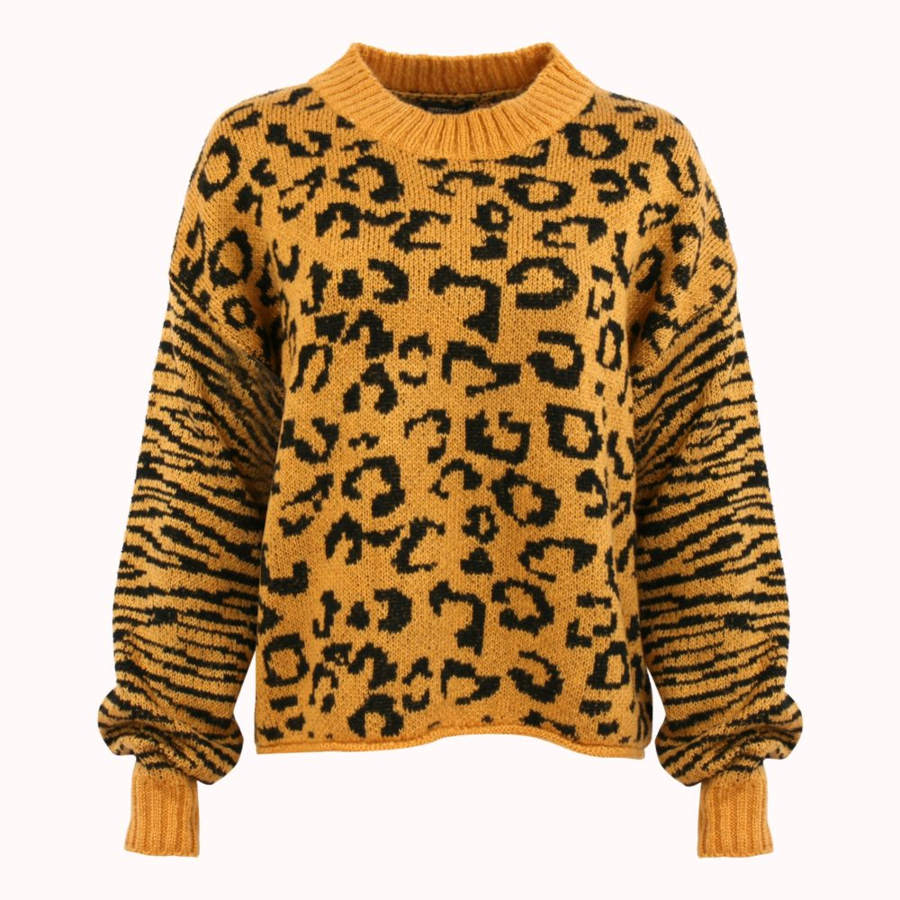 WILD CAT SWEATER