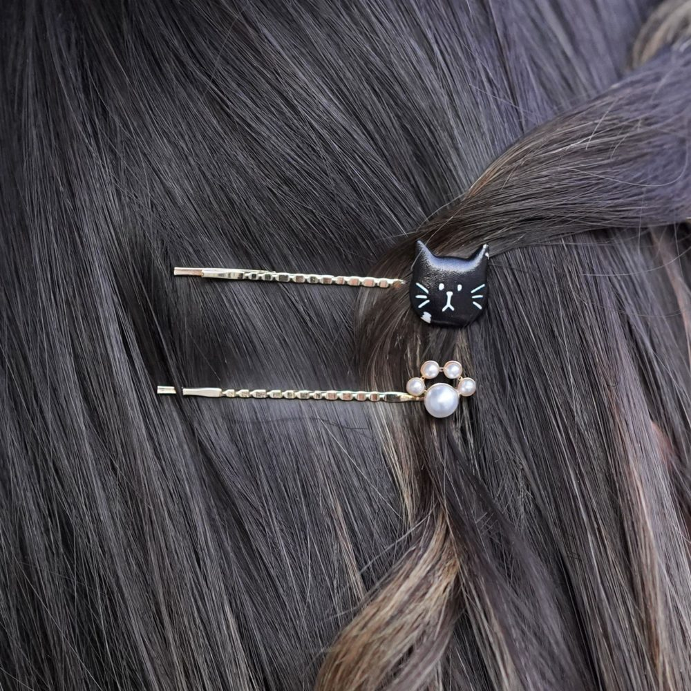 BOB CAT BOBBY PINS