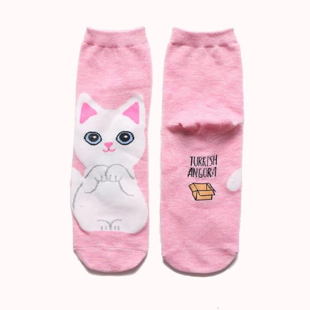 TURKISH CAT SOCKS